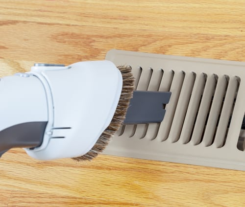 Air Conditioner Vent Cleaning