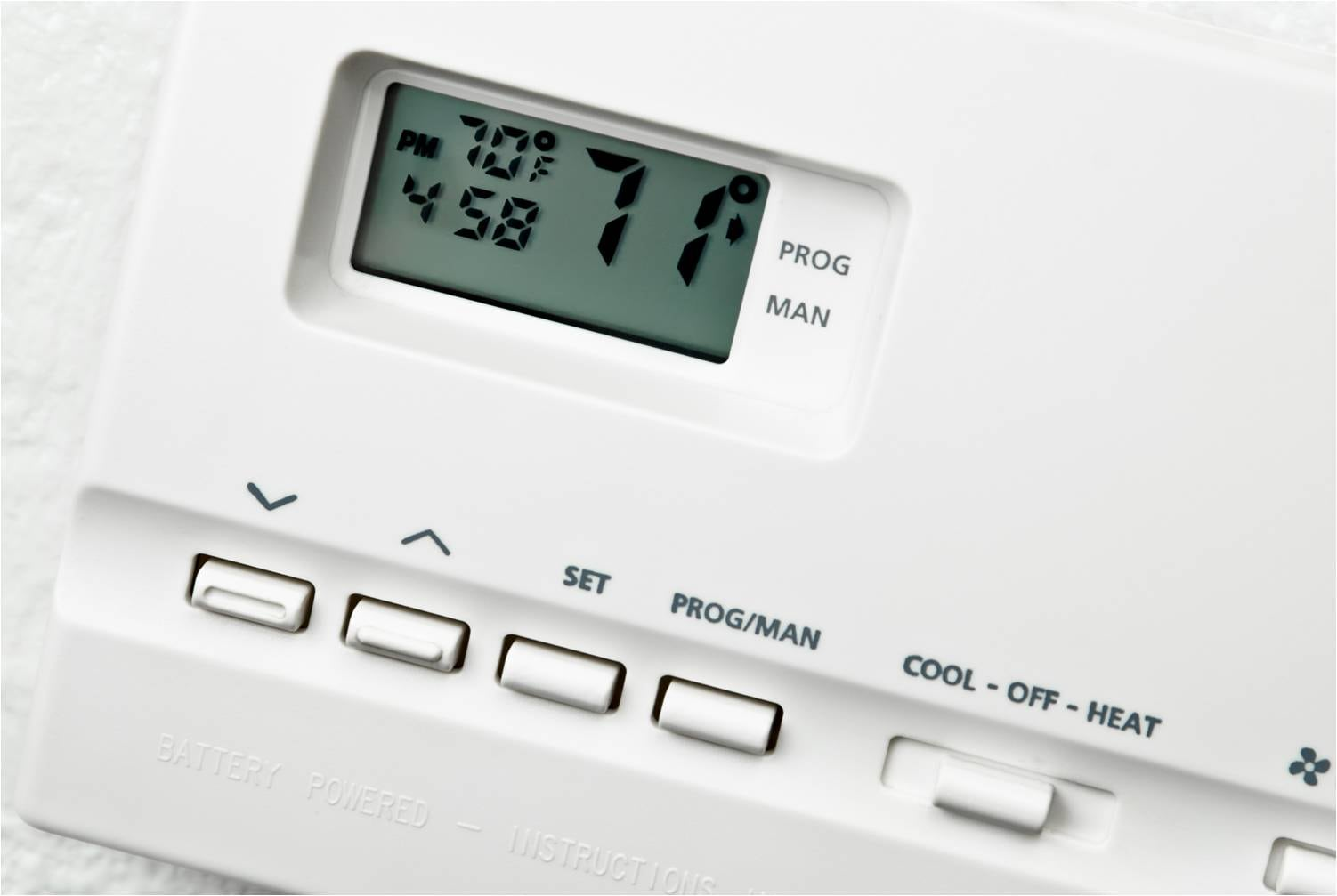 programmable thermostat Edwardsville Illinois