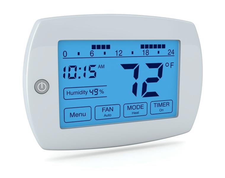Boost Your Home's Energy Efficiency With A Programmable Thermostat