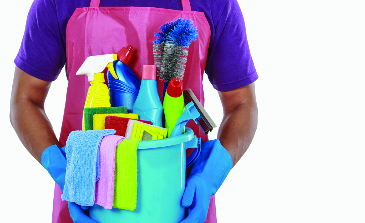 cleaning to prevent allergens in Collinsville Illinois