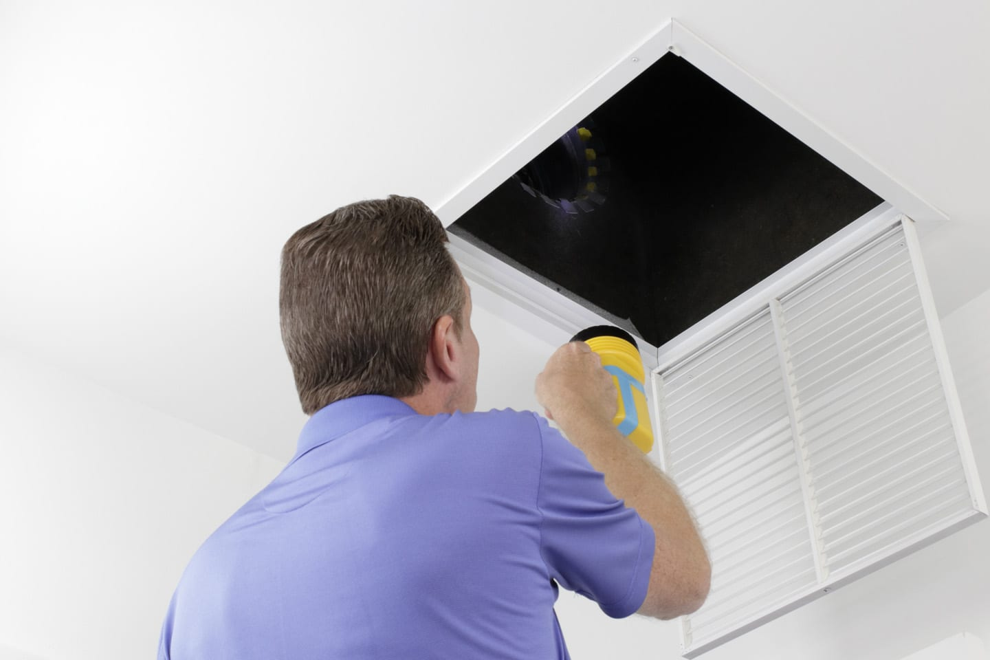 air duct cleaning to prevent allergens in Granite City Illinois