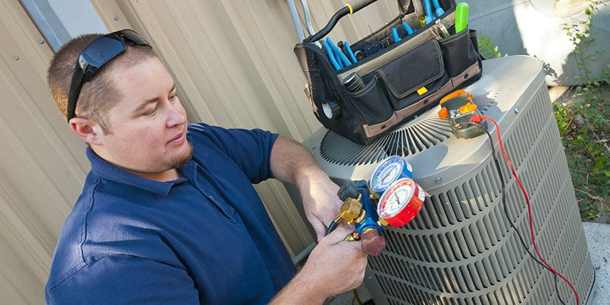 air conditioning maintenance in granite city il