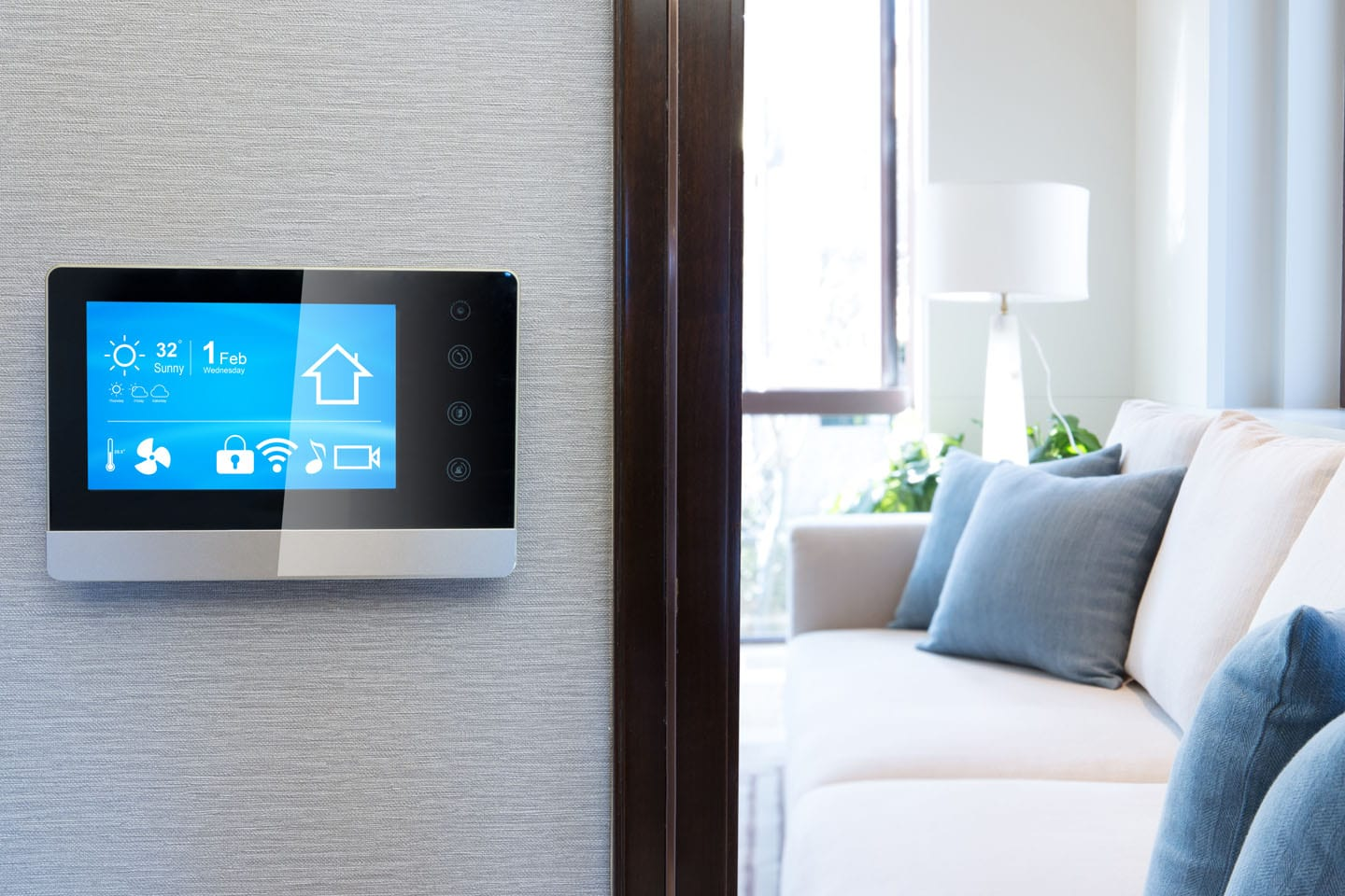 extra comfort thanks to programmable, smart thermostats in Alton Illinois