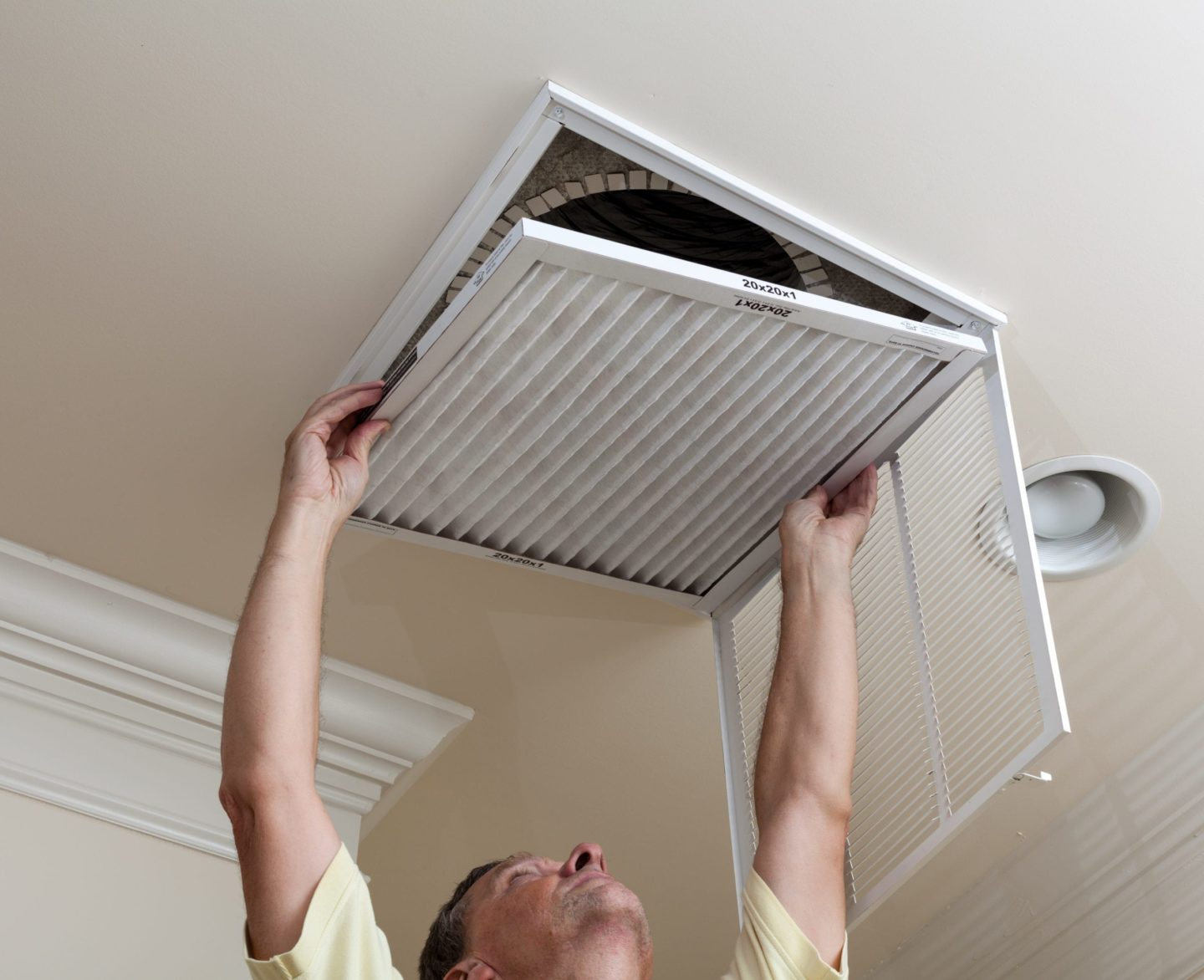 Air Conditioner Filter Replacement Service Edwardsville IL